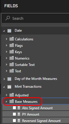 Mint com and Power BI – Updated Reports and an Even Deeper Dive